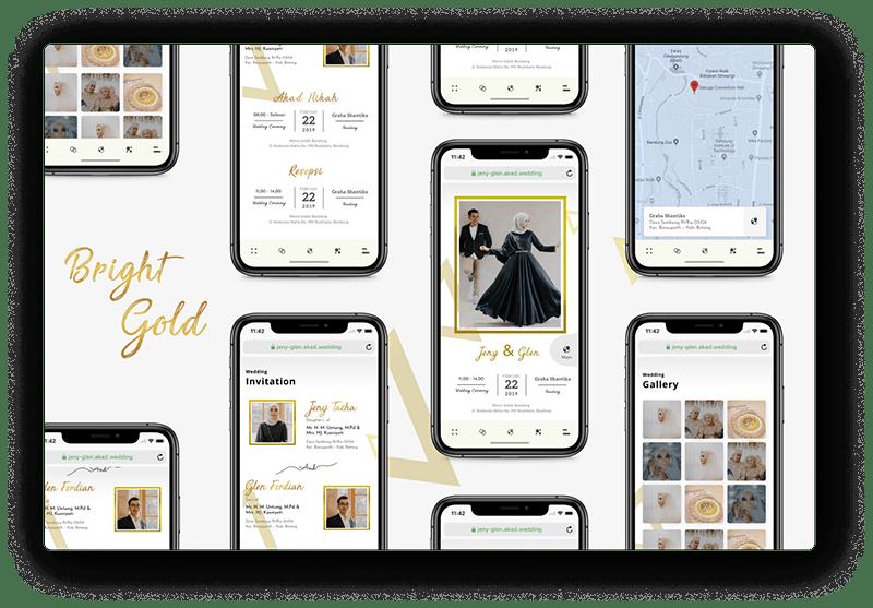 http://akad.wedding/bright-gold