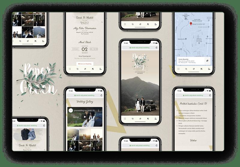 http://akad.wedding/demo/paper-green